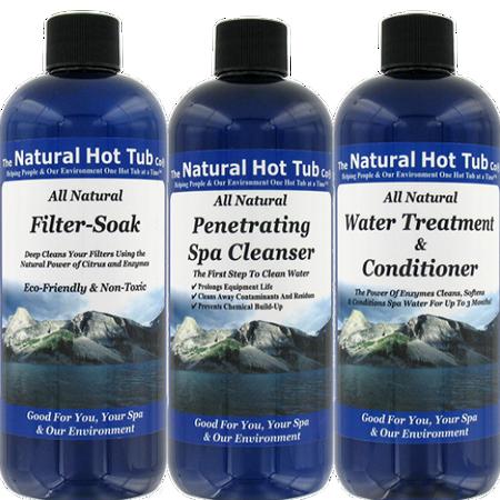Natural Hot Tub Treatment Reviews